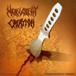 Malevolent Creation - Conquering South America - CD