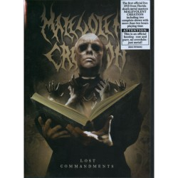 Malevolent Creation - Lost Commandments - DVD
