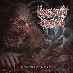 Malevolent Creation - Memories Of A Beast - CD
