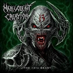 Malevolent Creation - The 13th Beast - LP