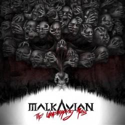 Malkavian - The Worshipping Mass - CD DIGIPAK