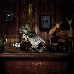 Manes - Teeth, Toes And Other Trinkets - CD DIGIPAK
