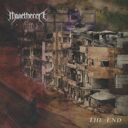 Manetheren - The End - DOUBLE LP COLOURED