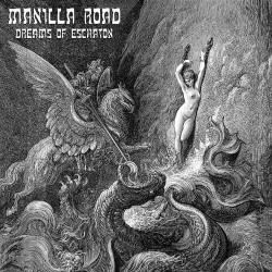Manilla Road - Dreams Of Eschaton - DOUBLE CD SLIPCASE