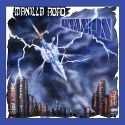 Manilla Road - Invasion - LP COLOURED