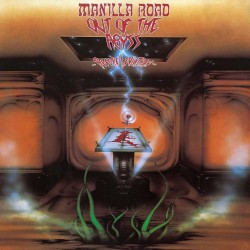 Manilla Road - Out Of The Abyss - Before Leviathan - LP COLOURED