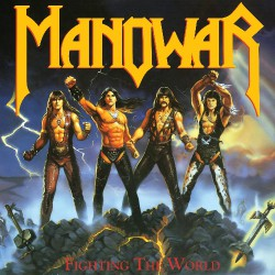 Manowar - Fighting The World - LP