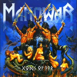 Manowar - Gods Of War - CD
