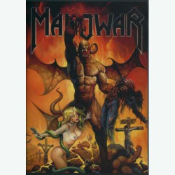 Manowar - Hell On Earth Part V - DOUBLE DVD