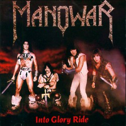 Manowar - Into Glory Ride - CD