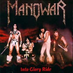Manowar - Into Glory Ride - CD