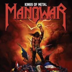 Manowar - Kings Of Metal - LP