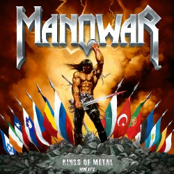 Manowar - Kings Of Metal MMXIV (Silver Edition) - DOUBLE CD