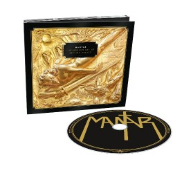 Mantar - The Modern Art Of Setting Ablaze - CD DIGIPAK