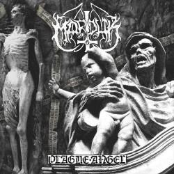 Marduk - Plague Angel [2018 reissue] - LP Gatefold