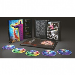 Marillion - Afraid Of Sunlight [Deluxe Edition] - 4CD + Blu-ray A5 digibook