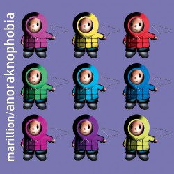 Marillion - Anoraknophobia - CD DIGIPAK
