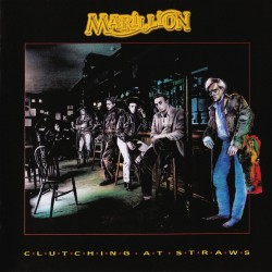 Marillion - Clutching At Straws - CD