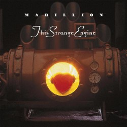 Marillion - This Strange Engine - DOUBLE LP Gatefold