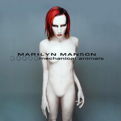 Marilyn Manson - Mechanical Animals - CD SLIPCASE