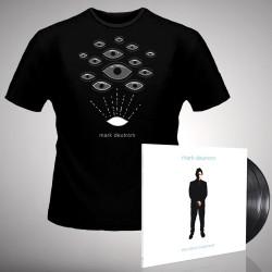 Mark Deutrom - The Silent Treatment - Double LP gatefold + T-shirt bundle (Men)