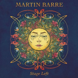 Martin Barre - Stage Left - LP COLOURED