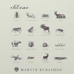 Martin Rubashov - Silvae - CD DIGISLEEVE