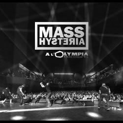 Mass Hysteria - A L'Olympia - 2CD + DVD digipak