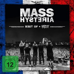 Mass Hysteria - Best Of + Hellfest - 3CD + DVD