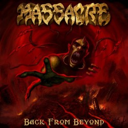 Massacre - Back From Beyond - CD