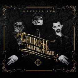Massive Ego - Church For The Malfunctioned - 2CD DIGIPAK