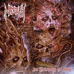 Master - An Epiphany Of Hate - CD