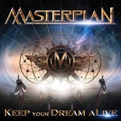 Masterplan - Keep Your Dream Alive - CD + BLU-RAY Digipak