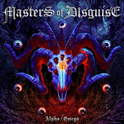 Masters Of Disguise - Alpha / Omega - CD