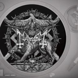 Mayhem - A Season In Blasphemy - SLIPMAT