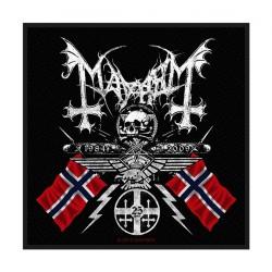 Mayhem - Coat Of Arms - Patch
