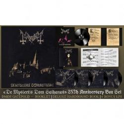 Mayhem - De Mysteriis Dom Sathanas (25th Anniversary Box Set) - 5LP BOX