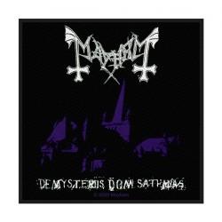 Mayhem - De Mysteriis Dom Sathanas - Patch