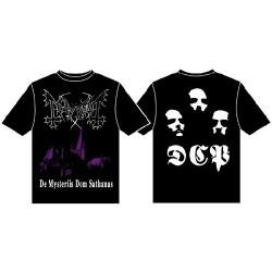Mayhem - De Mysteriis Dom Sathanas - T-shirt (Men)