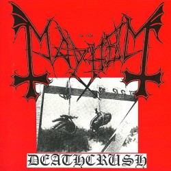 Mayhem - Deathcrush - LP Gatefold