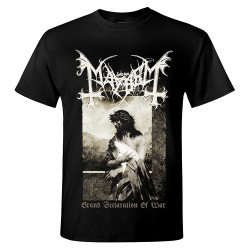 Mayhem - Grand Declaration Of War [Glyn Smyth] - T-shirt (Men)