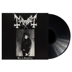 Mayhem - Live In Sarpsborg - LP