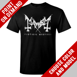 Mayhem - Logo 2014 - Print on demand