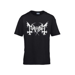 Mayhem - Logo - Kid Shirt (Kids & Babies)
