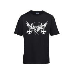 Mayhem - Logo - Kid Shirt (Kids & Babies)