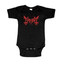 Mayhem - Logo - Baby bodysuit (Kids & Babies)