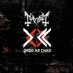Mayhem - Ordo Ad Chao - CD