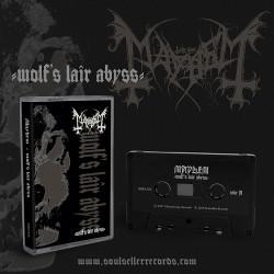 Mayhem - Wolf's Lair Abyss - CASSETTE