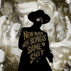 Me And That Man - New Man, New Songs, Same Shit, Vol.1 - CD MEDIABOOK