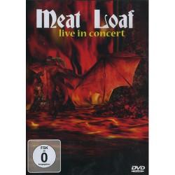 Meat Loaf - Live In Concert - DVD